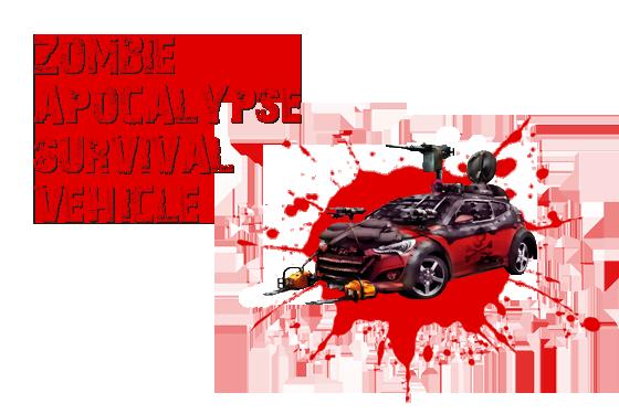 Bouw en presenteer je eigen survival vehicle!