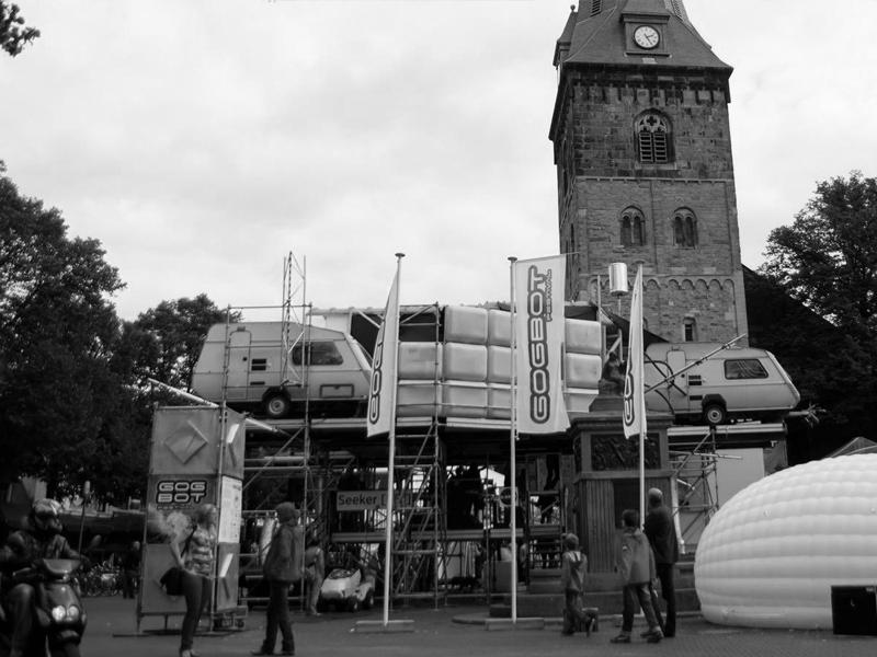 Oude Markt / Grote Kerk